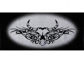 6с102.411ж1 Bull Полотенце махровое 67х150см