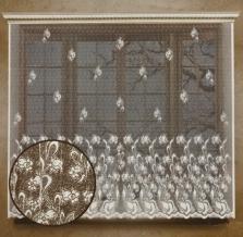 11С6448-Г50 ЗАНАВЕСКА белый 1.65*2.65м