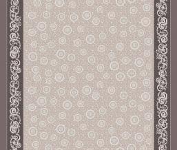 Рогожка набивная арт. 904 МАПС рис. 30046/1 Дамасский узор, ширина 150 см