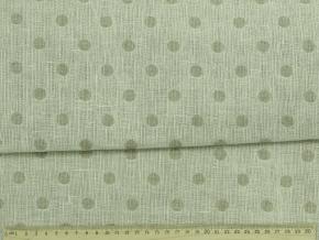 17С155-ШР+С 330/116 Ткань декоративная, ширина 166, лен-100