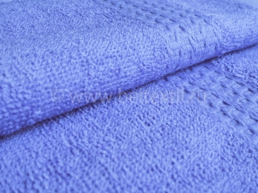 Полотенце махровое Amore Mio GX Classic 30*70 цв. голубой