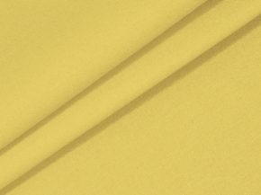 Бязь гладкокрашеная 262 Классика Кр. Талка желтая -121, ширина 150см