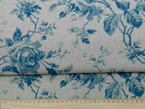 14С157-ШР+К+П+У 1/36 Ткань для постельного белья, ширина 215см, хлопок-60% лен-40%