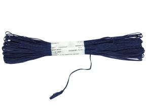 1С13-Г50 ШНУР ОТДЕЛОЧНЫЙ (сутаж) синий*032, d-1.8мм (рул.20м)
