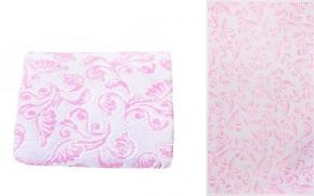 """13с22 полотенце махровое 50*90 """"Прованс"""" цвет розовый"""