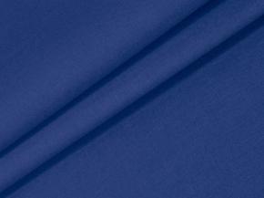 1735-БЧ (1037) Бязь гладкокрашеная цв.194050 василек, ширина 220см