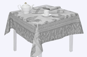 """16с412-ШР/уп.150*175 Комплект столовый  """"Ранчо"""" цв. 66 серый"""