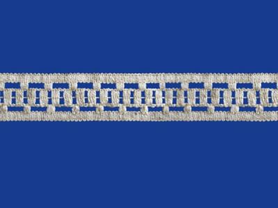 08С2401-Г50 ТЕСЬМА ОТДЕЛОЧНАЯ льняной 21мм (рул.50м)