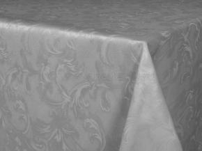 1808Б-01 Скатерть 1703/010301 148*148 цв серый