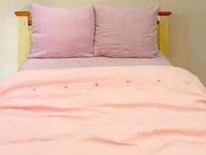 17с253-ШР/ в уп. 215*150 КПБ цвет розовый