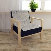 17с187-ШР Накидка на кресло 80*100 Шико цв.3