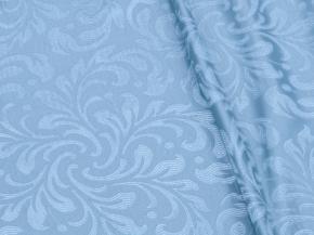 Жаккард T ZG L2978-17/155 голубой, 155см
