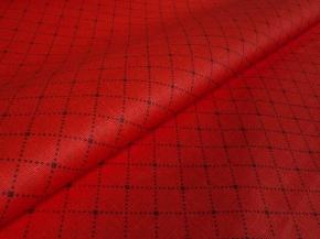Перкаль компаньон рис.20043/1 Толедо красный, ширина 220см
