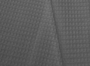 Ткань х/б для столового белья арт 1928-БЧ (1157) гладкокрашеная цв 174402 серый, ширина 150см