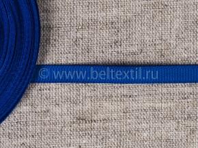 090003047 Лента репсовая шир.6мм, синий (уп.25ярдов/22,86м)