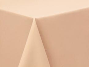 "Ткань скатертная арт.14С7SHT ""Мирелла"" рис.002 цвет 141119 бежевая гладь ширина 310 см"