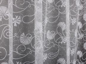 1.30м А968Н/130 ПОЛОТНО ГАРДИННОЕ белый