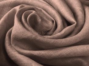 Ткань одежная гладкокрашеная умягченная 186071 МА цвет Какао 1177, 150см