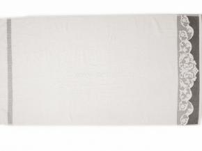Полотенце махровое Amore Mio AST Leys 70*140 цв. бежевый
