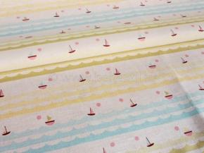 Ткань для постельного белья арт. 00603/620-1 рис. 9456/702, ширина 150см