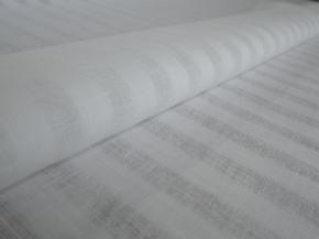 9С146-ШР/пн.+О+Х+У 101/1 Ткань сорочечная, ширина 150см, лен-100%