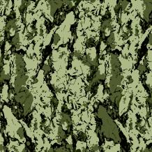 Саржа набивная КМФ Арт. 12с18 рис.787-3п грунт 230 г/м2, 150см