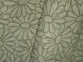 17С155-ШР+С 330/59 Ткань декоративная, ширина 166см, лен-100%