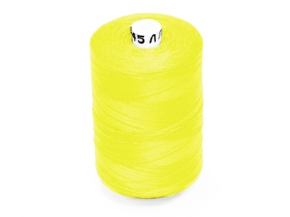 Нитки 45ЛЛ/2500м лимонно-желтый*244 (1кор.*20б.) /уценка/
