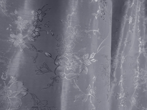 Жаккард Respect ZG H9996-51/150 PJak серый ширина 150см