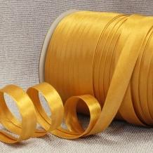 Косая бейка МН А 705/1,5см (120м) золото
