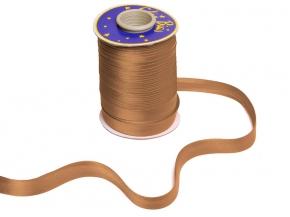 Косая бейка Ajur HY 029/1,5см (100м) св.коричневый
