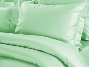 Сатин гладкокрашеный арт. 273 МАПС цвет 86002/9 светло-зеленый, 220см