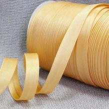Косая бейка Ajur HY 009/1,5см (100м) желтый