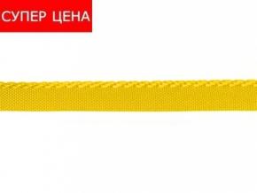 0С827-Г50 ЛЕНТА ОТДЕЛОЧНАЯ 12мм/кант 3мм, желтый*006 (уп.25м)