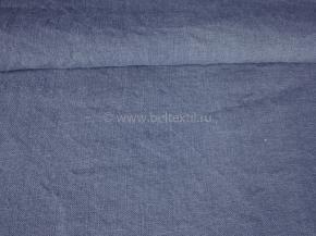 18с292-ШР Наволочка верхняя 50*70 цв 78 синий