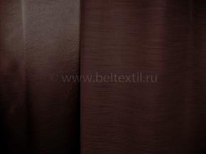 Ткань портьерная RS 62002-70/280 P коричневый, ширина 280см