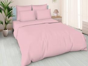 Поплин гладкокрашеный арт 100П-1 Люкс цв. пудровый розовый, ширина 220см