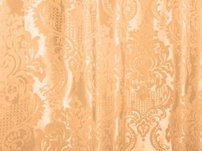 Жаккард T YW 1845-015/280 PJak персиковый, ширина 280см
