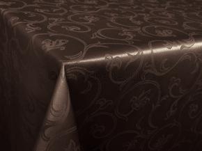 03С5-КВгл+ГОМ т.р. 2233 цвет 091001 горький шоколад, ширина 155см