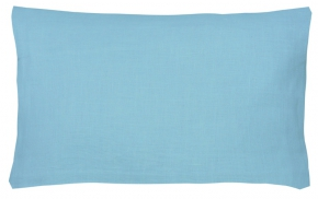 17с351-ШР Наволочка верхняя 50*70 голубой