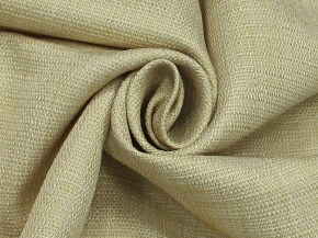 Ткань портьерная T HH ZJM417-03/280 PL золотистый, ширина 280см