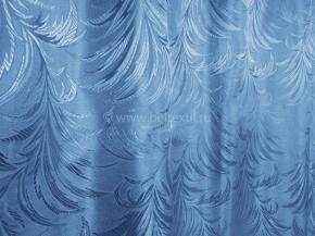 Жаккард T ZG L249-68/155 синий, ширина 155см