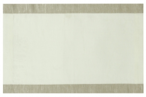 15С29-ШР/п 28*45 Салфетка цвет белый с серым