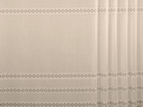 2.90м 7С3-Г10 К полотно гардинное рисунок 1335 цвет сливочный