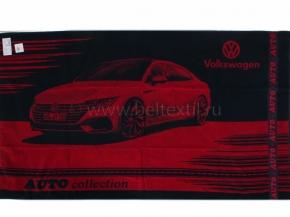 1с02.418ж1 VW Полотенце махровое 100х175 см