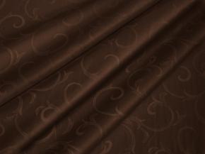1892-БЧ (4008) Сатин жаккард гладкокрашеный цвет 191314, ширина 290см