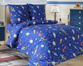 """2380-БЧ 1.5 спальный комплект """"Звездный путь"""""""