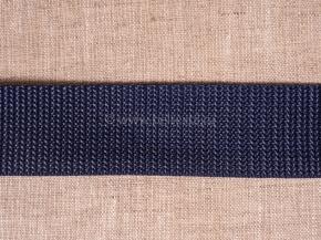 Стропа 30мм (пл.17,5гр) синий*227 (рул.100м)