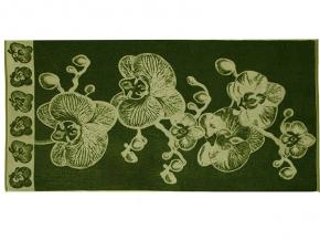 """4с82.101 81*160 """"Орхидея"""" полотенце махровое"""