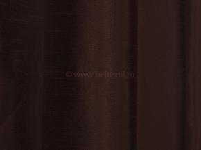 Тафта портьерная T EL FSilk-38/300 PTaf шоколад, ширина 300см